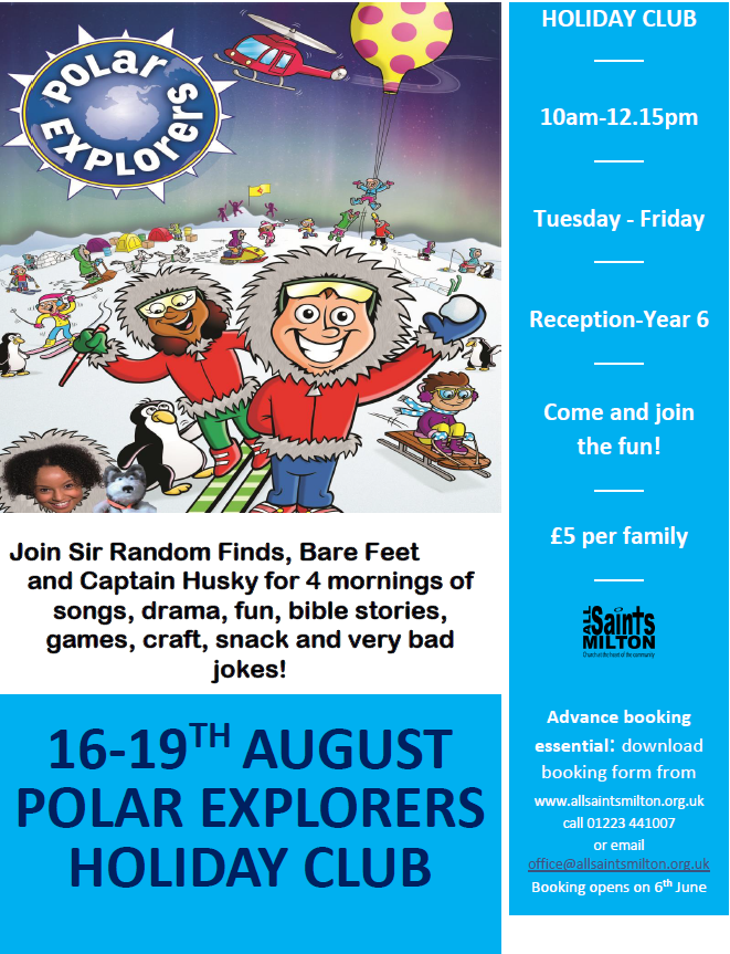 polar explorer flyer